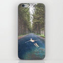 FORREST RIVER iPhone Skin