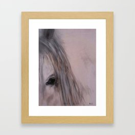 Ghost ride Framed Art Print