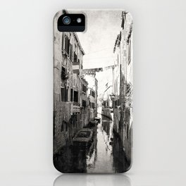 vivacità {b&w iPhone Case