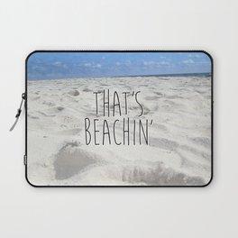 That's Beachin' Laptop Sleeve