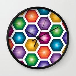 Hive No. 3 Wall Clock