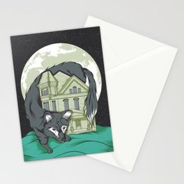 My House Stationery Cards