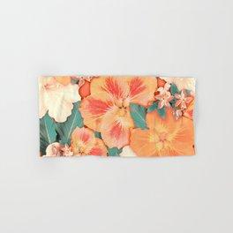 Aloha Orange Sherbet Hand & Bath Towel