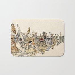 Koukeri (Mummers) Bath Mat