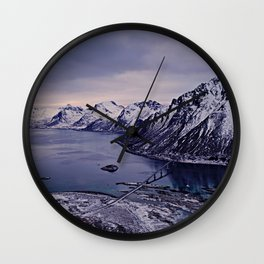 From the Peak Wall Clock