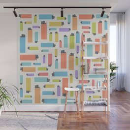 Take my lighter Wall Mural