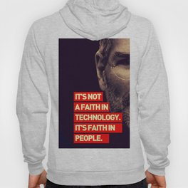 Office SteveJobs Quote Hoody