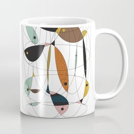 Fishing net Coffee Mug