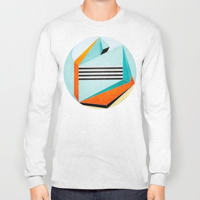 Stand Between and Listen Long Sleeve T-shirt