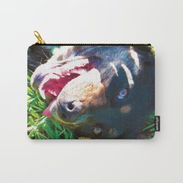 Dog Tanning Carry-All Pouch