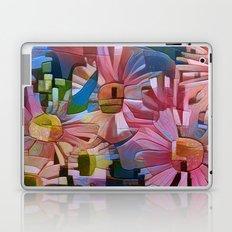 A Daisy Abstract Laptop & iPad Skin