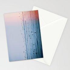 Ocean Birds Stationery Cards