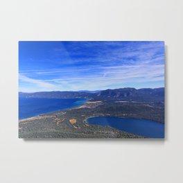 South Lake Tahoe Metal Print
