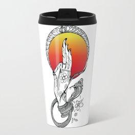 Gyan Mudra Travel Mug