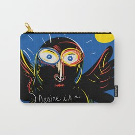 Desire is Street Art Graffiti Carry-All Pouch