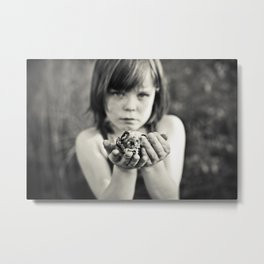 Malice of Alice Metal Print