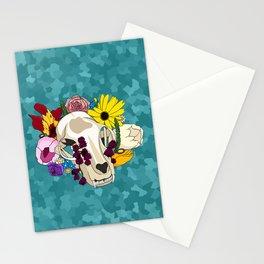 Feline Flourish Stationery Cards