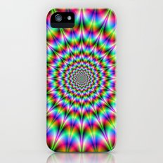 Psychedelic Explosion iPhone (5, 5s) Slim Case