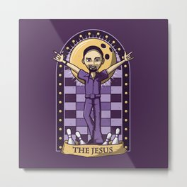 The Jesus Metal Print