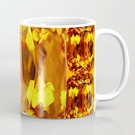 NOVEMBER GOLDEN TOPAZ BIRTHSTONE GEMS Coffee Mug