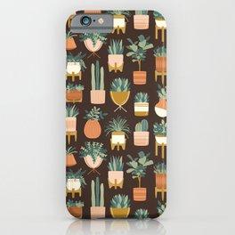 Cacti & Succulents iPhone Case