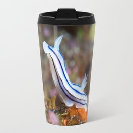 Loch's Chromodoris in Bunny Pose Travel Mug