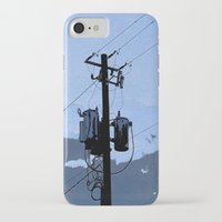 transformer iPhone & iPod Cases featuring Transformer by AMarloweCanPrint