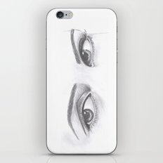 Look Into My Eyes iPhone & iPod Skin