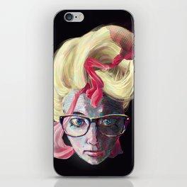 Julia iPhone Skin