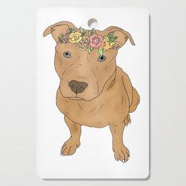 Colourful Pit Bulls, Pit Bulls Gift Cutting Board