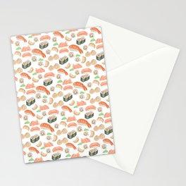 Sushi Time Stationery Cards