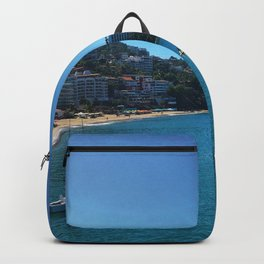 Puerto Vallarta Beach 1 Backpack