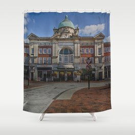 Opera House Shower Curtain