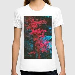 iDeal - Trippy Trees 01 T-shirt