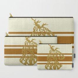 Golden Venison Carry-All Pouch