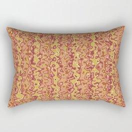 Primal-Canyon colorway Rectangular Pillow