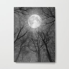 May It Be A Light Metal Print