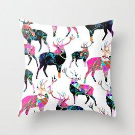 Dear'O'Deer Throw Pillow