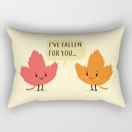 I'VE FALLEN FOR YOU Rectangular Pillow