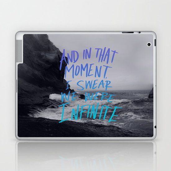Infinite Laptop & iPad Skin