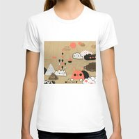 geology T-shirts featuring Tobermory by Hyein Lee