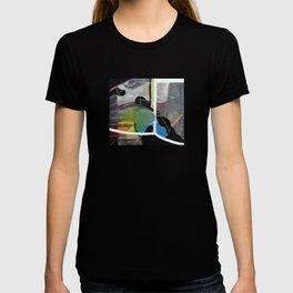 200% (oil on canvas) T-shirt