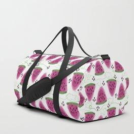 Watermelon pattern. Duffle Bag