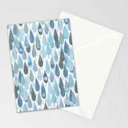 Let It Rain V Stationery Cards