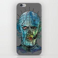 Zombie Raiser iPhone & iPod Skin