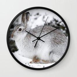 The white beast Wall Clock
