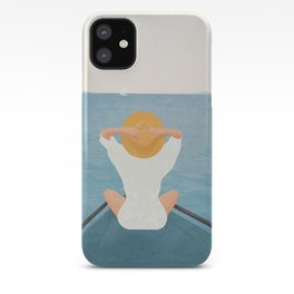 Summer Vacation I iPhone Case