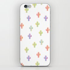 Catctus Multicolor iPhone & iPod Skin
