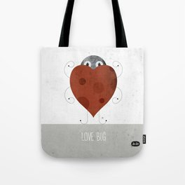 Love Mug Tote Bag