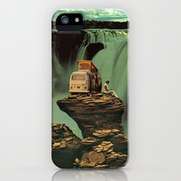 The Noise Kept Her Awake At Night iPhone Case